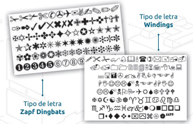 tipografias-simbolos