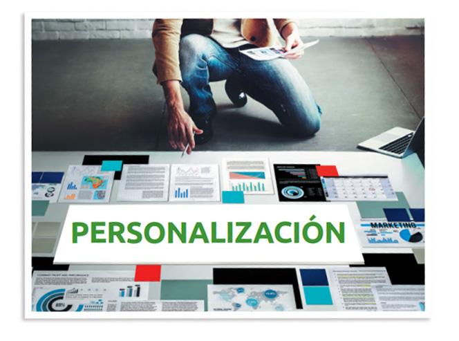 personalizacion