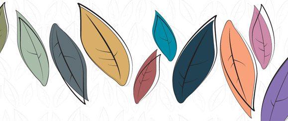 Los colores que serán tendencia este otoño según el Instituto Pantone