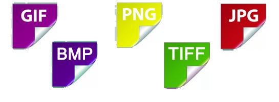 Tipos de formatos para imágenes y fotos