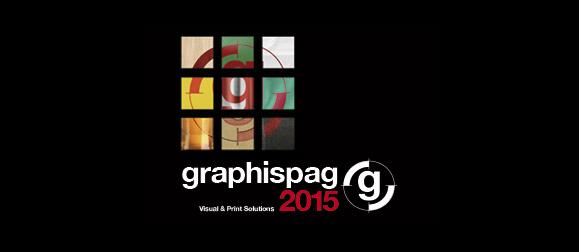 Graphispag 2015, la feria de comunicación gráfica y visual