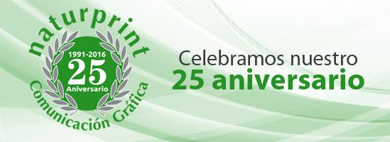 25 años innovando, 25 años de experiencias