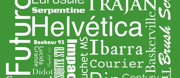 11 conceptos tipográficos que debes conocer. Una pequeña guía sobre tipografía